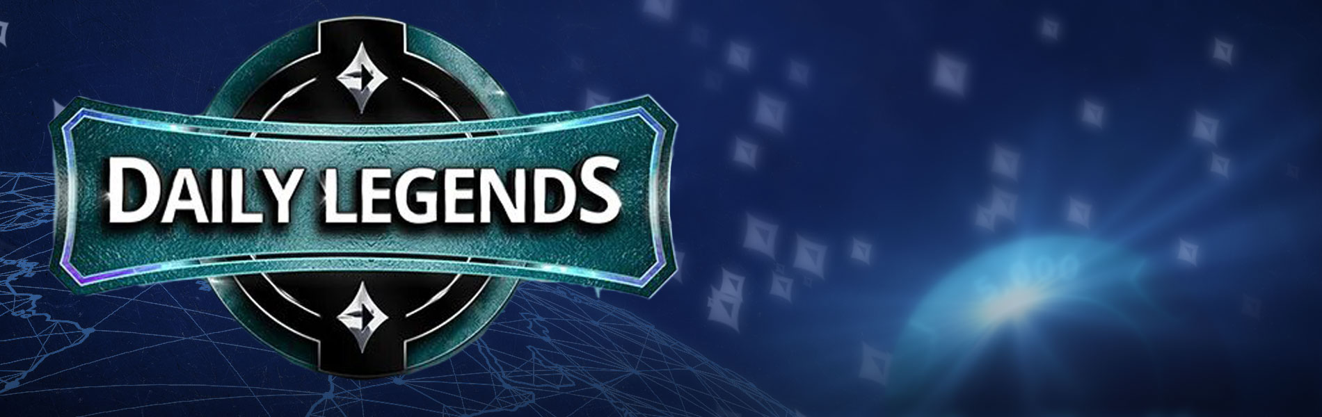 Турнир Daily Legends в покерном руме Partypoker.