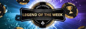 legend of the week partypoker