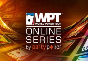 wpt online series partypoker