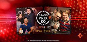 Grand Prix Knockout party poker