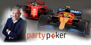 partypoker и McLaren