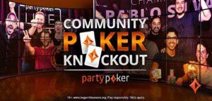 partypoker Community Poker Knockout