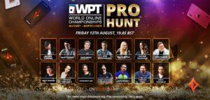 Украинец Сергей Ящур победил в турнире WPT Pro Hunt