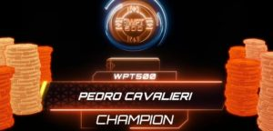 Педро Кавальери — чемпион WPT500 2021 года на partypoker