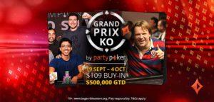 Grand Prix KO 19 september