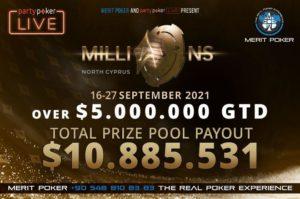 Million Cyprus 16 september